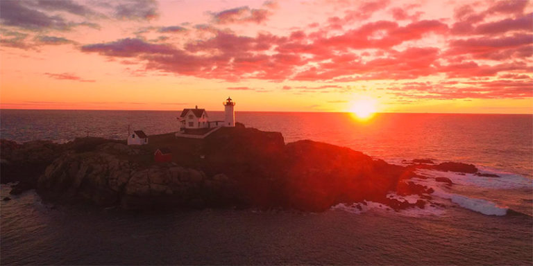 Our Maine Video - 4K Drone Footage