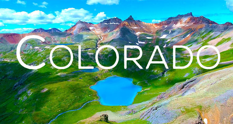 Flying Colorful Colorado By Drone - Exclusive 4K Video Footage