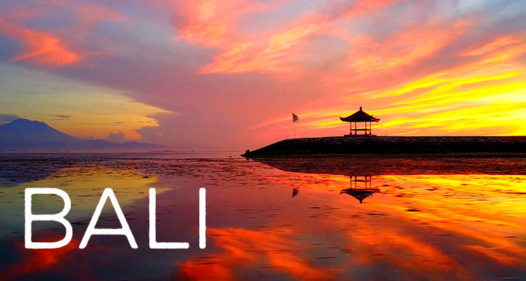 Bali By Drone - 4K Drone Footage From Indonesia