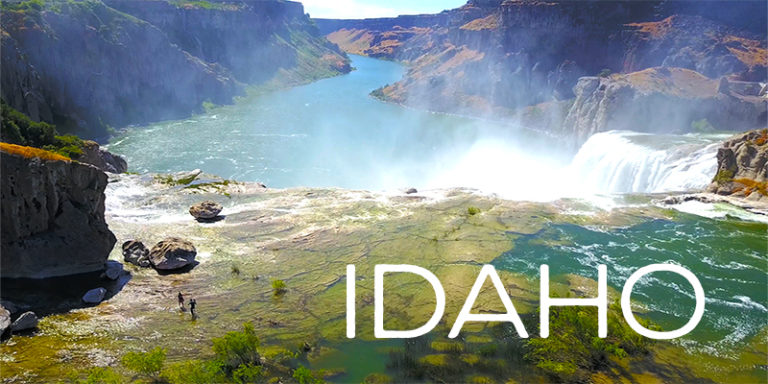 Idaho By Drone - Our Exclusive DJI 4K Aerial Footage - Travel Beyond Boise
