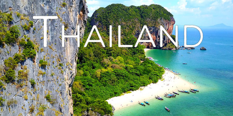 Thailand By Drone - Our 4K Travel Video Of Phuket, Phi Phi Islands & Krabi
